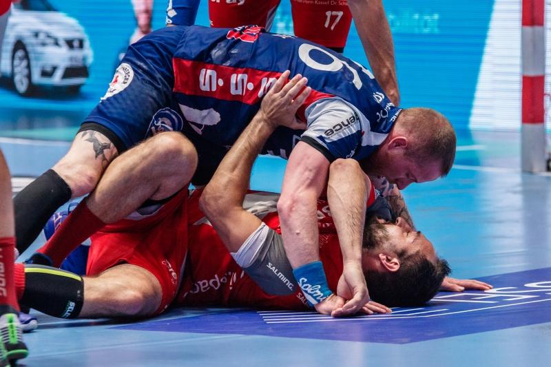Patrick Zieker gegen Philipp Müller