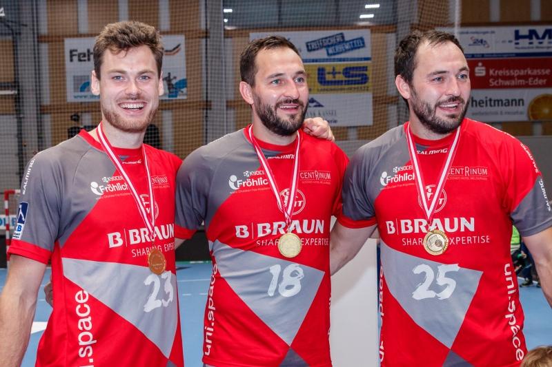 Simon Birkefeld, Philipp Müller, Michael Müller