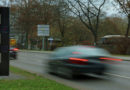 Stationäre Geschwindigkeits-Messanlagen gehen in Betrieb