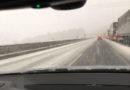 Nordhessen: Erster Wintereinbruch sorgt für Behinderungen auf Autobahnen