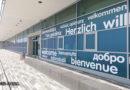 Stationierung eines Airbus am Kassel Airport