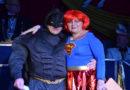 """""""Pääreschwänze""""  – Badman trifft Superwoman"""