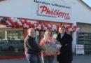 Philipps – Sonderpostenmarkt eröffnet