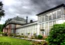 Gewächshaus im Bergpark Wilhelmshöhe – immer einen Besuch wert