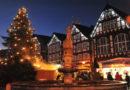 Vormerken: Weihnachtsmarkt und  Advent in den Höfen 2016 in Fritzlar