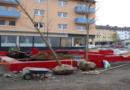 Bäume am neuen Stadtplatz Annastraße gepflanzt