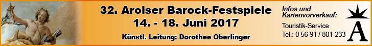 Barockfestspiele