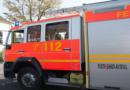 Feuerwehr entschärft Bombe