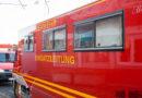 Schauenburg – Hoof: Folgemeldung 2 zum Lagerhallenbrand: Ursache noch unklar; Brandstelle bislang nicht begehbar