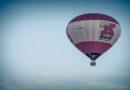 Heißluftballon gerät zu nah an Stromleitung: Stromausfall