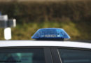 Antenne von Streifenwagen gestohlen und Dirigent gespielt