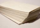 125 Jahre Papiertaschentuch: Produktion 2018 auf Höchststand