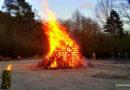 """Aktionstag """"Weniger Osterfeuer ist mehr Kompost"""" auf der Abfallentsorgungsanlage in Meißner-Weidenhausen"""
