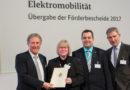 Bundesförderung für nordhessische Blaupause der Elektromobilität