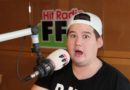 Comedian Chris Tall bei HIT RADIO FFH