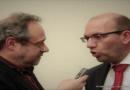 Manfred Schaub im Gespräch
