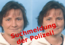 Patricia Wagener aus Volkmarsen wird vermisst – Polizei bittet um Mithilfe