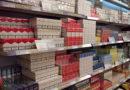 Unbekannte Täter stehlen Zigaretten aus Einkaufsmarkt