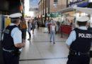 Frau mit Drogen im Bahnhof erwischt – Angriff auf Bundespolizist