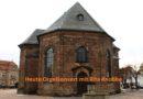 Heute Orgelkonzert in der Stadtkirche