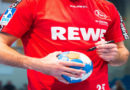 REWE unterstützt Handballjugend – Aktionsnachmittag im dez