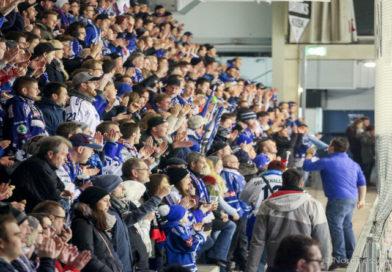 Huskies starten Verkauf von Tickets für die Playoffs