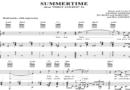 """Hommage à George Gershwin"""