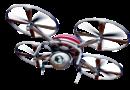 Feuerwehr-Drohnen erlaubnisbefreit –  Gaffen über Einsatzstellen verboten