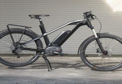 E-Bikes oft zu schwer für Fahrradträger