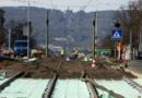 Rasengleis und 200 neue Bäume werten die Wilhelmshöher Allee auf