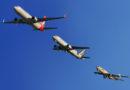 Neuer Rekord: 117,6 Millionen Passagiere starteten im Jahr 2017 von deutschen Flughäfen