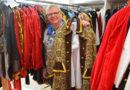 """Traditionsgeschäft """"Ziege & Harjes"""" schließt Ausverkauf für Kostüme und Festartikel"""