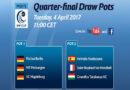 EHF-Cup: Frankreich oder Ungarn  –  Woher kommt der Viertelfinalgegner?