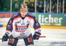Ausgekugelte Kniescheibe: Kapitän Manuel Klinge fehlt den Huskies einige Wochen