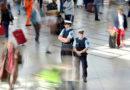 Bundespolizei nimmt unerlaubt Eingereiste im IC-Bahnhof fest