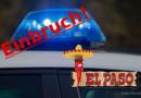 Volkmarsen – Einbrecher im El Paso