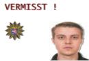 Polizei sucht vermisstem Felix K. aus Kassel; Bevölkerung wird um Mithilfe gebeten