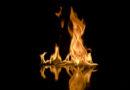 Fettbrand – Wer mit Wasser löscht, riskiert sein Leben
