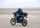 Auf Borkum erstes Elektro-Polizeimotorrad im Dienst