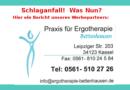 Schlaganfall und Ergotherapie – Ein Praxisbericht