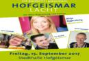 Comedy-Abend mit Mirja Regensburg und Gästen in der Stadthalle Hofgeismar
