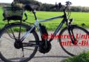 E-Bike-Fahrer bei Alleinunfall am Weinberg schwer verletzt