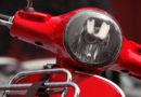 Pflichtbewusst: Parkknöllchen an gestohlenem Kleinkraftradroller