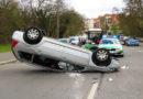 Dienstfahrzeug: Unfall während Privatfahrt