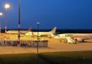Echt nix los am Airport Kassel – aber gleichzeitig drei Flieger dort
