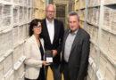 Gedenkstätten erhalten digitale Kopien