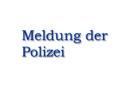 Folgemeldung zur Festnahme mutmaßlicher Bande von Autodieben: Alle fünf Tatverdächtige in Untersuchungshaft