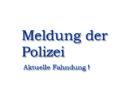 """Fahndung nach Tätern : """"Auto fährt in Juweliergeschäft""""  läuft auf Hochtouren"""