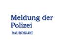 Kassel Überfall auf Schnellrestaurant