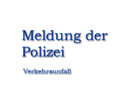 Unfall gestern auf der A7: Sattelzug fuhr auf Fahrzeug der Autobahnmeisterei auf: Drei Verletzte